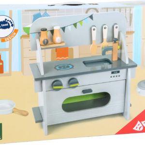 Verpackung Kinderküche kompakt