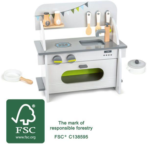 Kinderküche kompakt von Legler