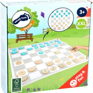 Verpackung Schach