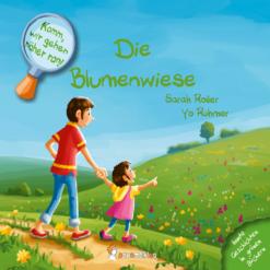 Kinderbuch die Blumenwiese