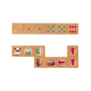 Domino-Spiel der Marke Janod