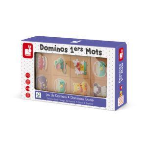 Verpackung Domino Spiel