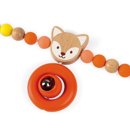 Kinderwagenkette Fuchs