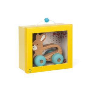 Verpackung Greiflingauto Hase