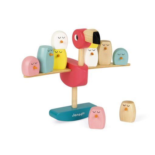Geschicklichkeitsspiel Flamingo