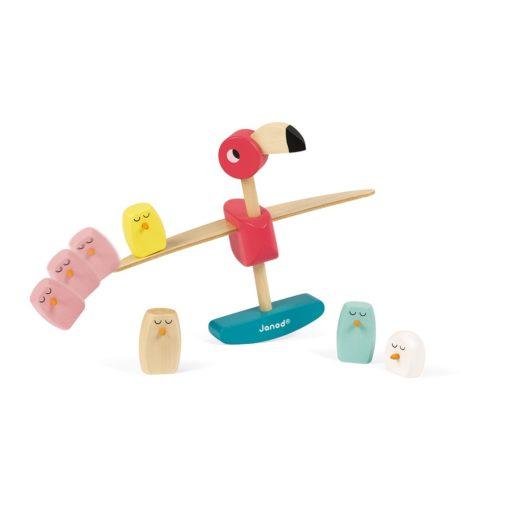 Geschicklichkeitsspiel Flamingo Vorschau