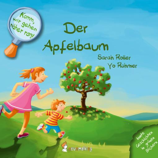 Kinderbuch Apfelbaum