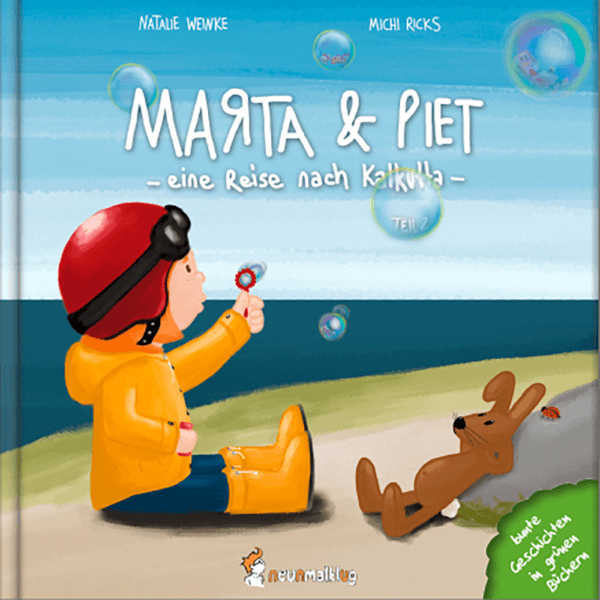 Kinderbuch Marta und Piet