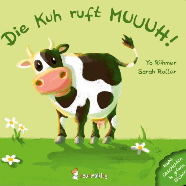 Kinderbuch Kuh