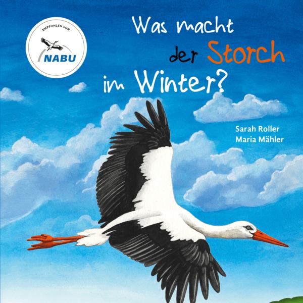 Kinderbuch Storch