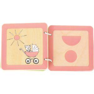Babybuch Lotta Beispiel