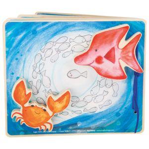 Unterwasserwelt Bilderbuch