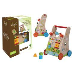 Lauflernwagen mit Steckbox