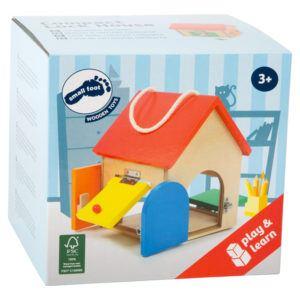 Schloßhaus für Kinder aus Holz