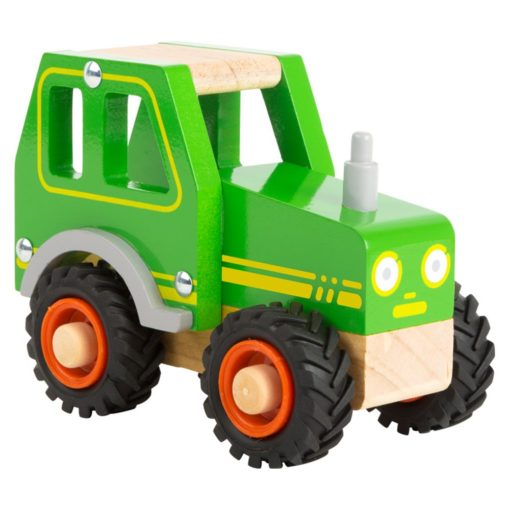 Holz Traktor