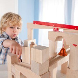HABA Kugelbahn Bausatz-große-Grundpackung 1