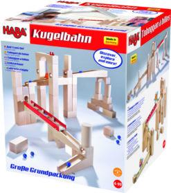 HABA Kugelbahn Bausatz große Grundpackung