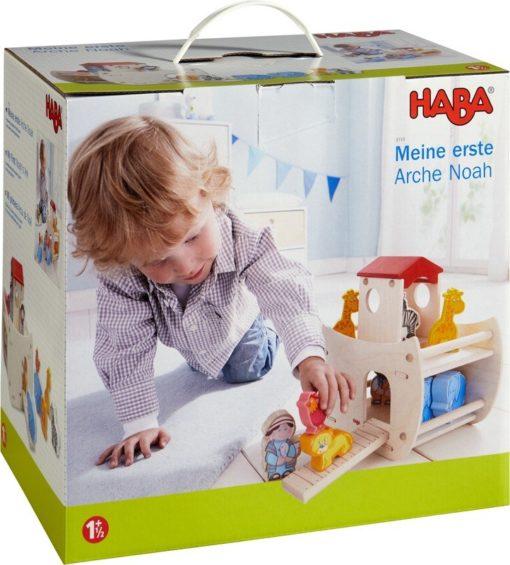 HABA Meine erste Arche Noah Holzschiff