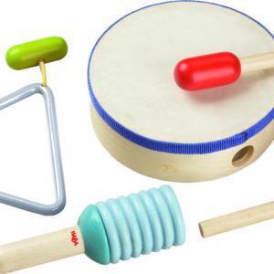 HABA Kindertrommel Rythmik Set
