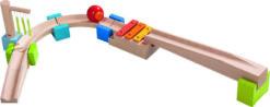 Kugelbahn aus Holz Klänge