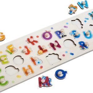 Haba - Greifpuzzle Mein erstes ABC 1