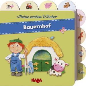 HABA Meine ersten Wörte Bauernhof Pappbilderbuchr