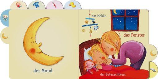 Bilderbuch ab 12 Monate Gute Nacht