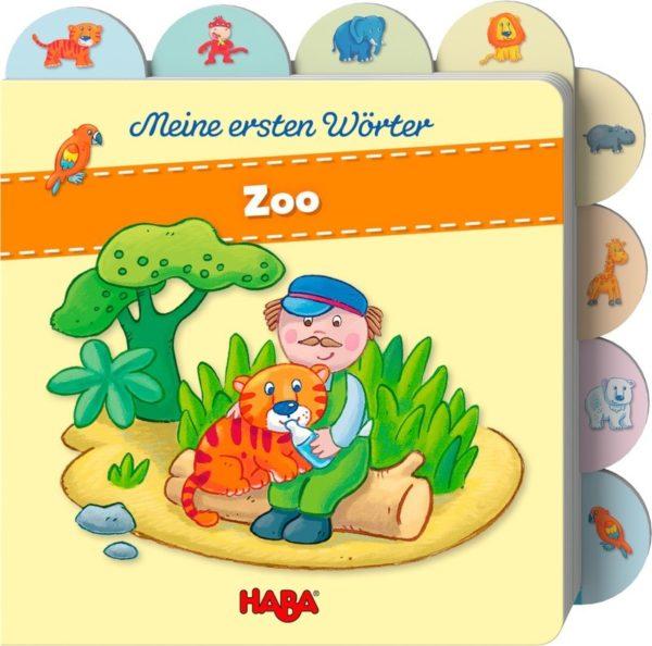 HABA - Meine ersten Wörter - Zoo 1