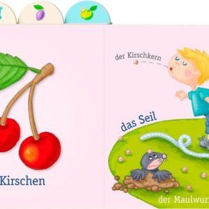 HABA - Meine ersten Wörter - Obstgarten 1