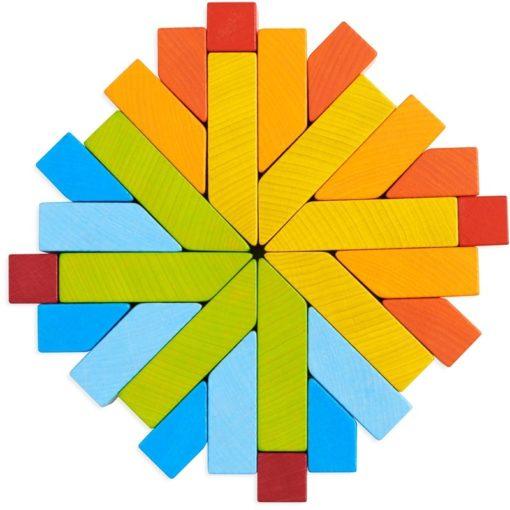 HABA - 3D-Legespiel Creative Stones 5