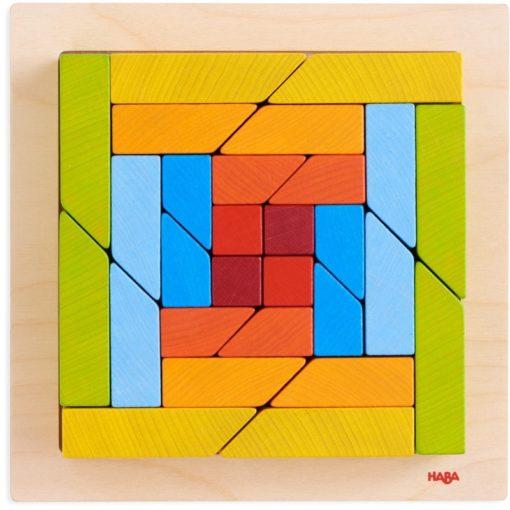 HABA - 3D-Legespiel Creative Stones 4