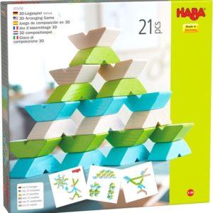 HABA - 3D-Legespiel Varius 1