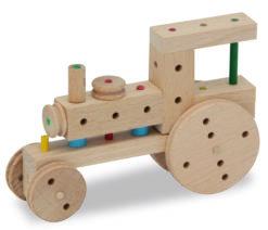 MATADOR-EXPLORER-E099 - Der Holzbaukasten ab 5 Jahre 6