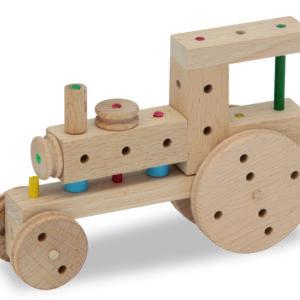 MATADOR-EXPLORER-E099 - Der Holzbaukasten ab 5 Jahre 2