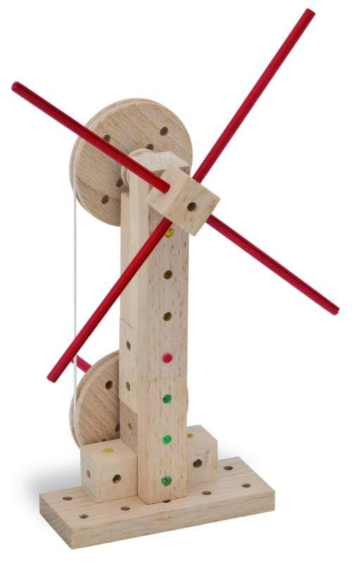 MATADOR-EXPLORER-E099 - Der Holzbaukasten ab 5 Jahre 3