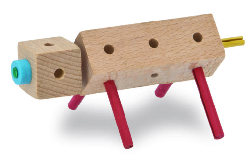 MATADOR-EXPLORER-E099 - Der Holzbaukasten ab 5 Jahre 4