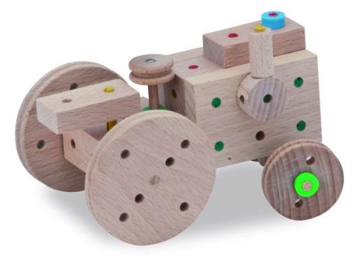 MATADOR-Explorer-E222 - Der Holzbaukasten ab 5 Jahre 1