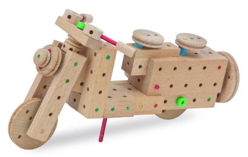 MATADOR-EXPLORER-E318 - Der Holzbaukasten ab 5 Jahre 5