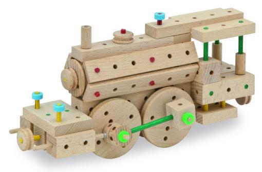 MATADOR-EXPLORER-E318 - Der Holzbaukasten ab 5 Jahre 4