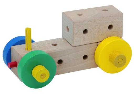 MATADOR-MAKER-M034 - Der Holzbaukasten ab 3 Jahre 2