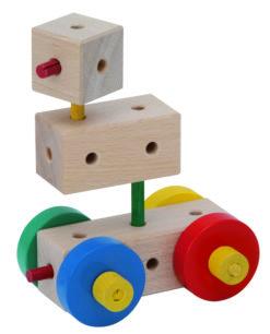 MATADOR-MAKER-M034 - Der Holzbaukasten ab 3 Jahre 9