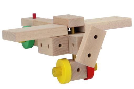 MATADOR-MAKER-M108 - Der Holzbaukasten ab 3 Jahre 2