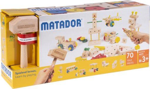 MATADOR-MAKER-M070 - Der Holzbaukasten ab 3 Jahre 1