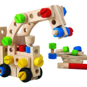 Bausatz aus Holz