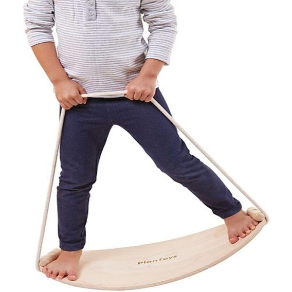 Balance Board für Kinder aus Holz