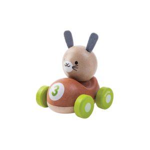 Holzspielzeug Bunny Racer Kinder