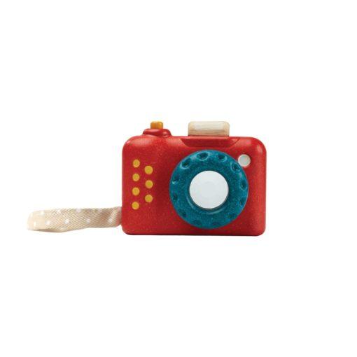 Holzspielzeug meine erste kamera kinder