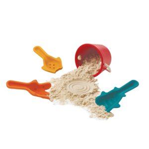 PlanToys Sandspielzeug Set