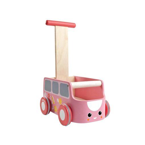 Lauflernwagen pink