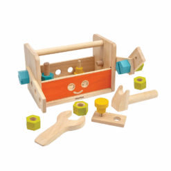 plantoys Holzspielzeug werkzeugkiste kinder